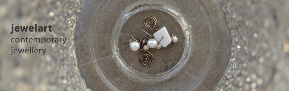 jewelart contemporary wirework jewellery