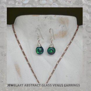 jewelart abstract glass venus