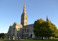 jewellery artist visit to salisbury cathedral