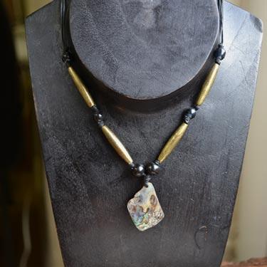 bebeady jewellery class cord necklace