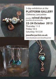jewelart pop-up at the Platform gallery