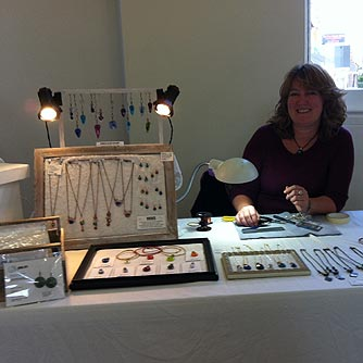 jewelart pop-up at the Platform gallery