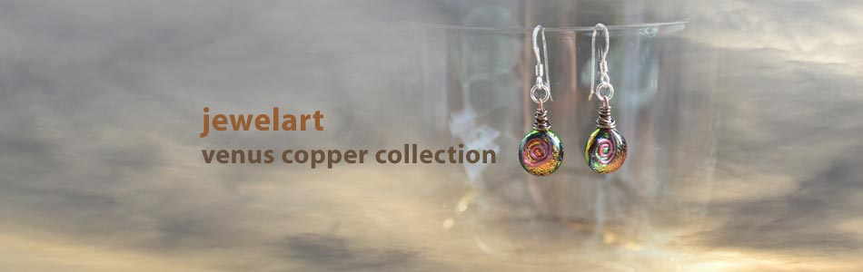 jewelart venus copper collection