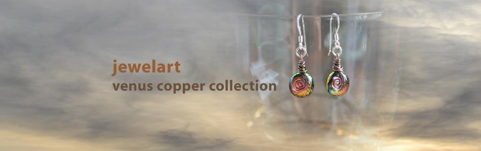 jewelart venus copper collection