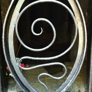 white well spiral