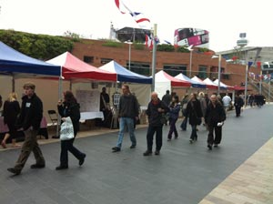 Liverpool One Arts Market