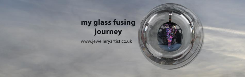 my glass fusing journey