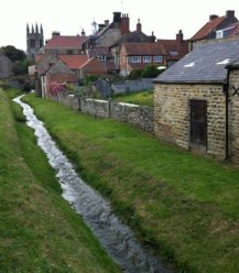 medieval town of Helmsley