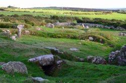 Carn Euny ancient settlement