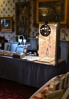 jewelart pop-up stall