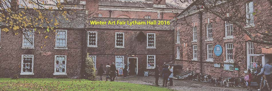 Winter Art Fair at Lytham Hall 2016