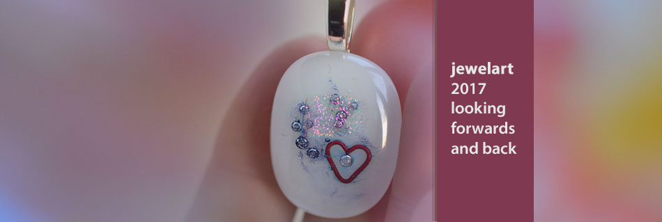 jewelart glass pendant