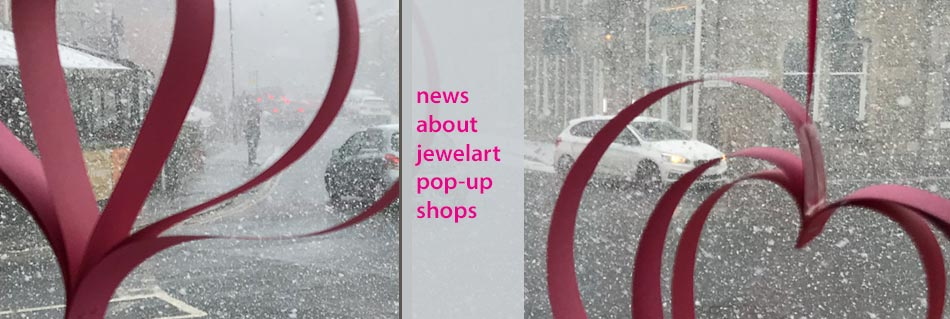 jewelart pop-up shop news