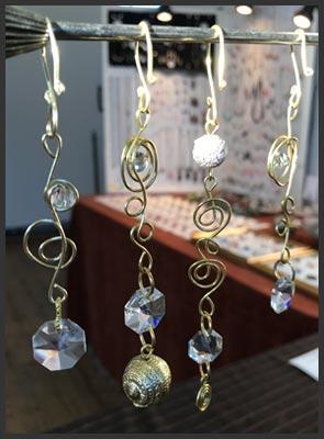 jewelart vintage crystal decorations