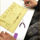 Anglo-Saxon jewellery making masterclass