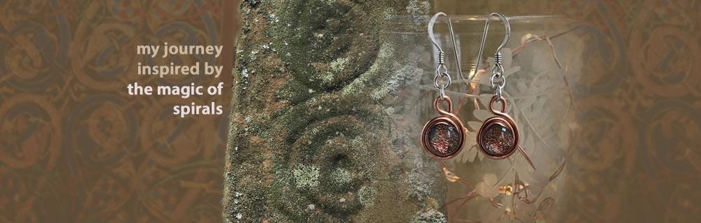elfin alchemy glass spirals